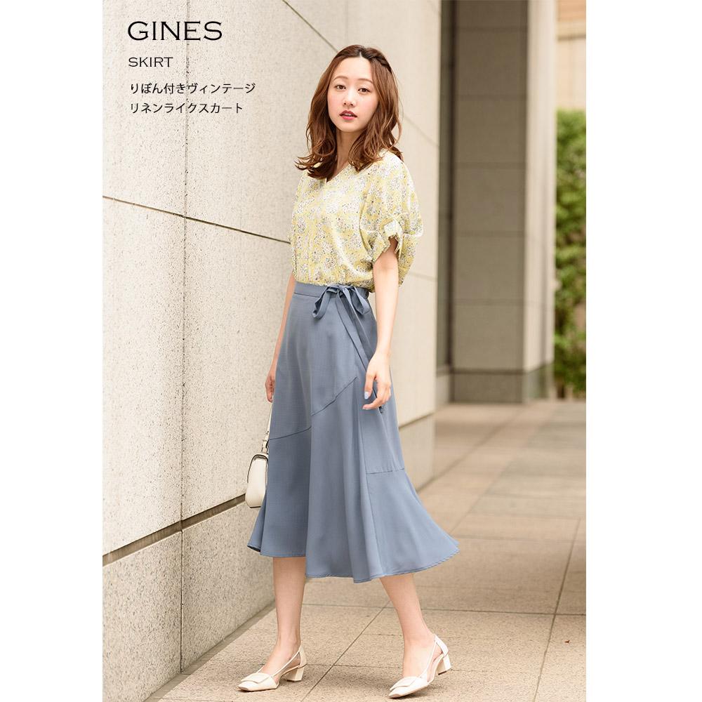 【gines ジーネス】tocco closet(トッコクローゼット) Collection※オンライン限定
