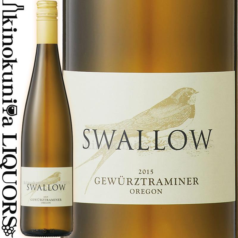 Real Wine Guideで2011年旨安賞受賞歴 3000円以下の本当のおいしいワイン 日本製 オレゴン産グッドバリューな白 ボリューム感のある口当たりで長い余韻が心地良い 新作入荷 ほのかな甘さを持ちます スワロー ゲヴュルツトラミネール 2018 白ワイン やや甘口 ワイナリー Foris Swallow Gewurztraminer アメリカ オレゴン州 750ml フォリス Vineyards Winery ヴィンヤーズ Guideで2011年旨安賞受賞歴3000円以下の本