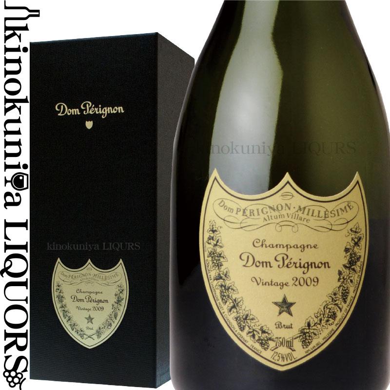 ドン・ペリニヨン[2009] 白・泡 辛口 750ml フランス DOM PERIGNON/ギフト用 化粧箱入り【ギフト 贈り物】