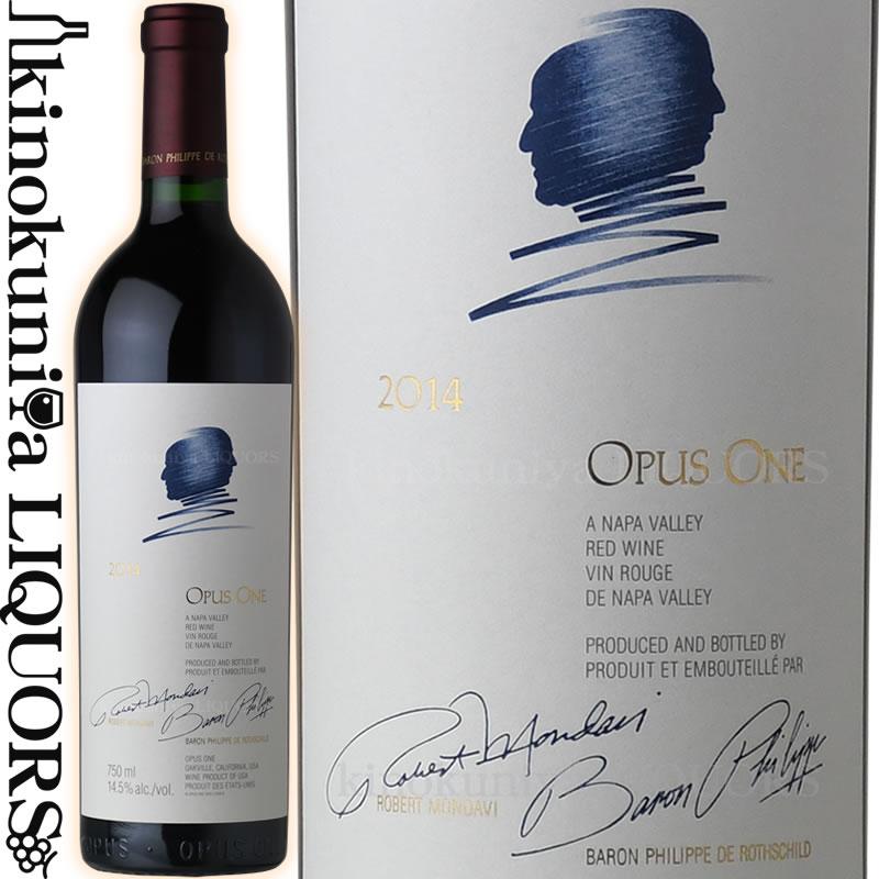 オーパス ワン [2016] 赤ワイン フルボディ 750ml/アメリカ カリフォルニア州 ナパヴァレー/OPUS ONE 2016/ワインセラーにて定温管理【クール冷蔵便出荷】