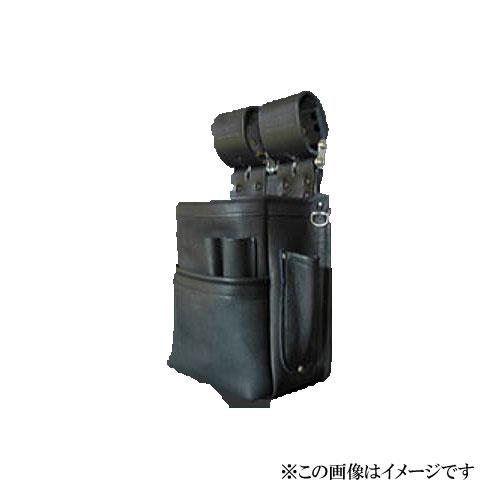 【代引き不可】KNICKS(ニックス) KB-201SPDX 自在型チェーンタイプ 総グローブ革2段腰袋