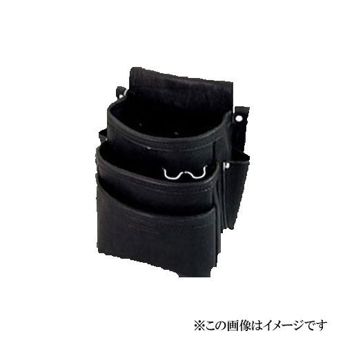 【代引き不可】KNICKS(ニックス) KB-301DDSP 総グローブ皮仕上腰袋フチ/総グローブ革テープ巻