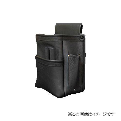 【代引き不可】KNICKS(ニックス) KB-201DDSP 総グローブ皮仕上腰袋フチ/総グローブ革テープ巻