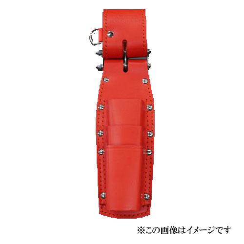 【代引き不可】KNICKS(ニックス) KR-303PDX チェーン式親子3段ペンチホルダー レッド (ペンチ差し 工具袋 ツールホルダー)
