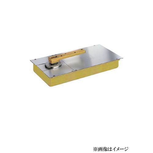 日本ドアーチェック NEWSTAR ニュースター フロアヒンジ A-1600 ストップ切替式