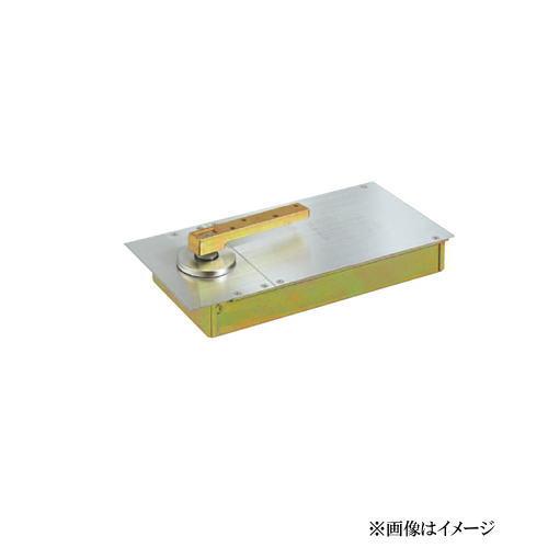 日本ドアーチェック NEWSTAR ニュースター フロアヒンジ HS-835 ストップ付
