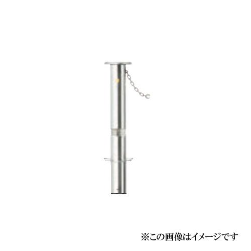 サンキン メドーマルク(車止め) 固定式 JK-11CNTG ステンレス製(メーカー直送品 代引き・後払い不可)