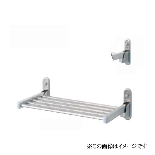 ベスト ウォールラック(バネ式 化粧座付) No.720SP-200P /1個 (ラバトリー トイレ 棚 株式会社ベスト BEST 金物)