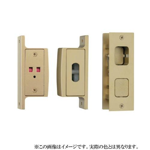 エイト インセットプッシュ錠(表示付) IN-200-36 仕上げ色:アンバー
