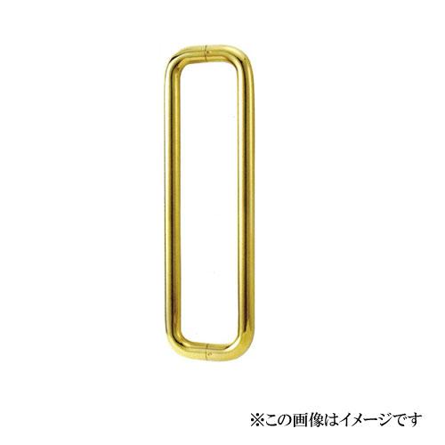 丸喜金属本社 MK 真鍮 O型ハンドル B-800 304 /1組