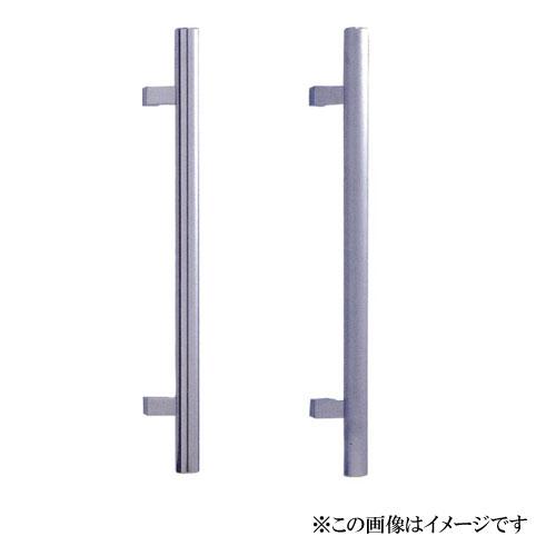 丸喜金属本社 MK ステンレス丸棒ドアーハンドル ST-1000 309 仕上:鏡面クローム /1組