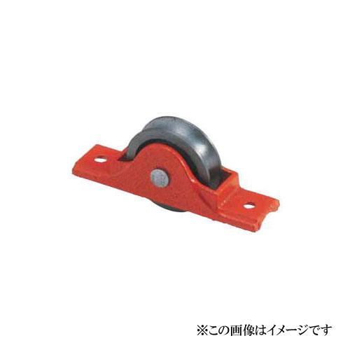 丸喜金属本社 MK ローラー戸車(イモノ枠・平型) C-120 452 (1箱12個入)