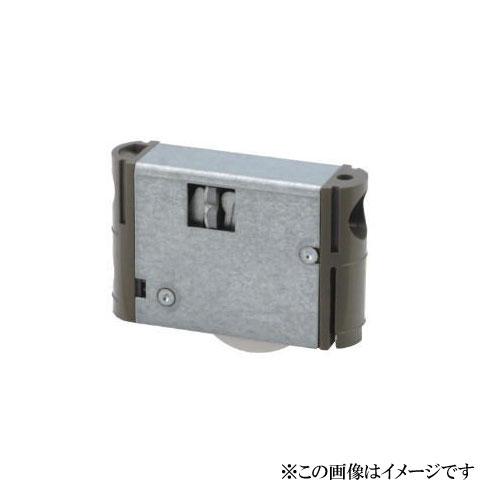 丸喜金属本社 MK 鉄枠 2次元調整戸車 N-261 / 1箱10個 (上下調整・左右調整機構付)