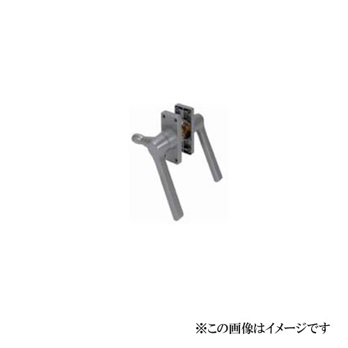 中西産業 ローラー付グレモンハンドル DC-X-181RO-S ハンドル単品(片面)