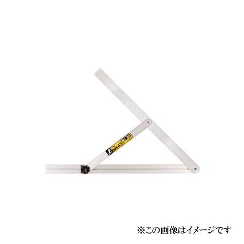 アルミ自由金 45cm 目盛なし 62540 筋交付 シンワ測定 正規店 ランキングTOP10