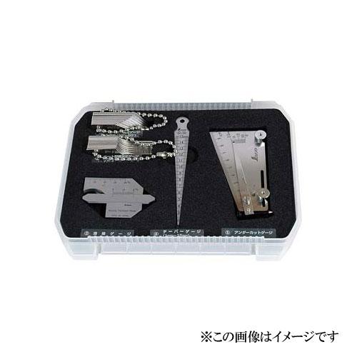 シンワ測定 鉄骨精度測定器具 5点セット 97575