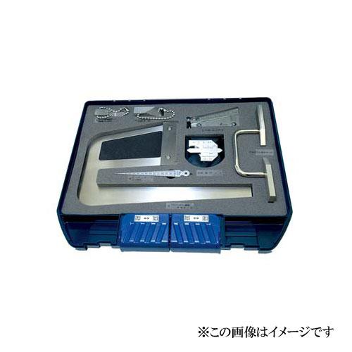 シンワ測定 鉄骨精度測定器具 7点セット 97794