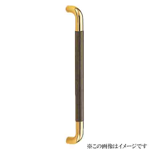 【初売り】 No.169ステン丸棒取手 白熊印・ドアー取手 シロクマ 600:Toda-Kanamono-DIY・工具