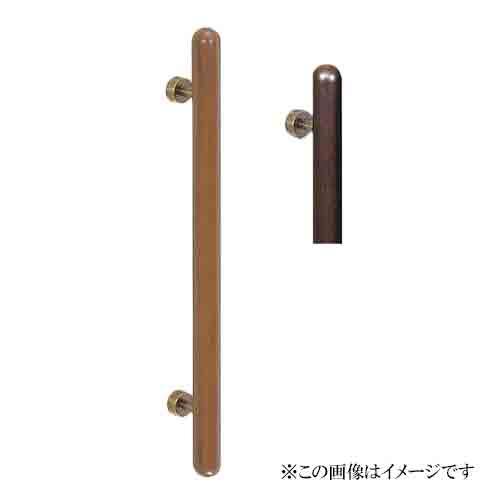 シロクマ 白熊印・ドアー取手 No.178自然木カプセル取手 400