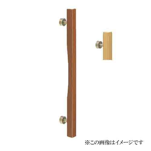 シロクマ 白熊印・ドアー取手 No.190自然木角棒取手 400