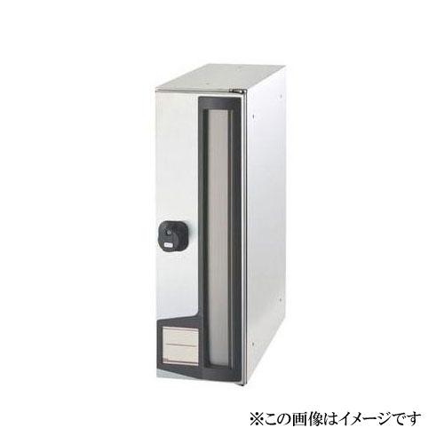 神栄ホームクリエイト 郵便受箱(縦型・ダイヤル錠付)前入前出型 SMP-20-FF
