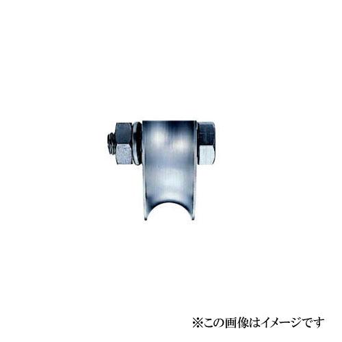 ヨコヅナ JBP-1001 ステンレス重量戸車 溝R車型 100mm(車のみ) / 1個