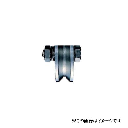 ヨコヅナ JCP-2005 440Cベアリング入 ステンレス重量戸車 V型 200mm(車のみ) / 1個