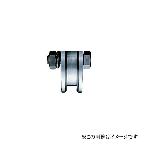 ヨコヅナ JCP-0906 440Cベアリング入 ステンレス重量戸車 VH兼用型 90mm(車のみ) / 1個