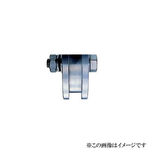 ヨコヅナ JCP-A906 440Cベアリング入 ステンレス重量戸車 H型 90mm(車のみ) / 1個