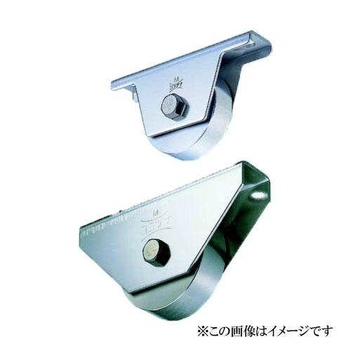 使い勝手の良い ステンレス重量戸車 JCS-1502 440Cベアリング入 ヨコヅナ 150mm 平型 / 1個:Toda-Kanamono-DIY・工具