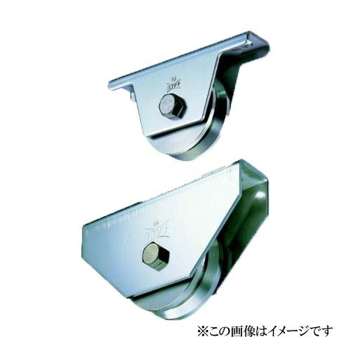 ヨコヅナ JCS-1505 440Cベアリング入 ステンレス重量戸車 V型 150mm / 1個