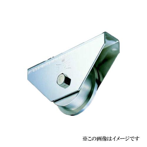 ヨコヅナ JCS-1507 440Cベアリング入 ステンレス重量戸車 トロ車型 150mm / 1個