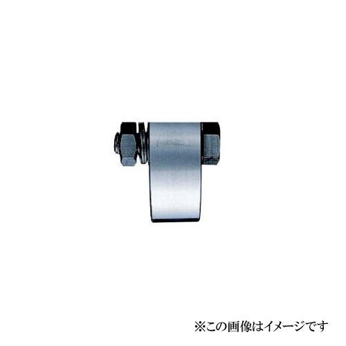 ヨコヅナ JBP-1002 ステンレス重量戸車 平型 100mm(車のみ) / 1個