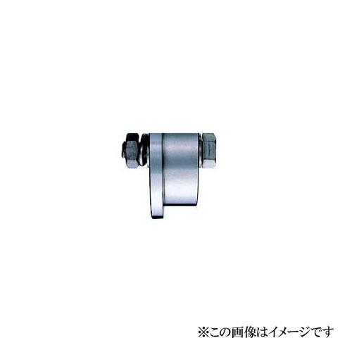 ヨコヅナ JBP-1107 ステンレス重量戸車 トロ車型 110mm(車のみ) / 1個
