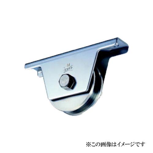 ヨコヅナ JBS-0906 ステンレス重量戸車 VH兼用型 90mm / 2個入