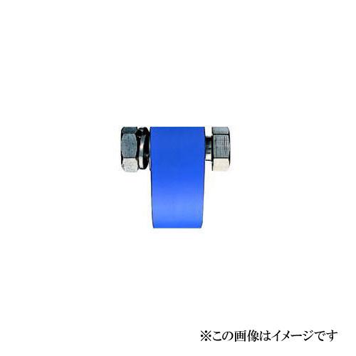 ヨコヅナ JMP-1502 MC防音重量戸車 平型 150mm(車のみ) / 1個