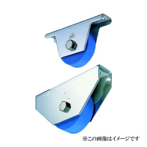 ヨコヅナ JMS-1002 MC防音重量戸車 平型 100mm / 2個入