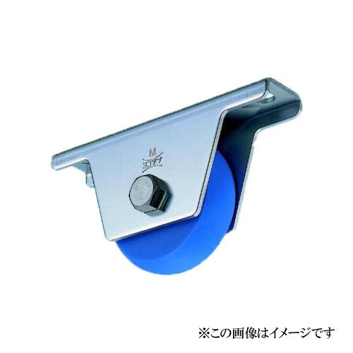 ヨコヅナ JMS-0758 MC防音重量戸車 山R車型 75mm / 2個入