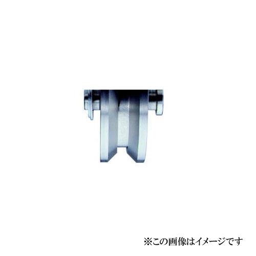 ヨコヅナ WBP-1205 ロタ・ステンレス重量戸車 V型 120mm(車のみ) / 1個