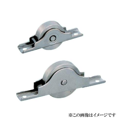 ヨコヅナ SAS-0422 ステンレス戸車 平型 42mm / 12個入