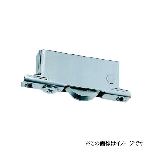 ヨコヅナ TES-0502 重量調整戸車22型 ステンレス枠 50mm 平型 / 4個入