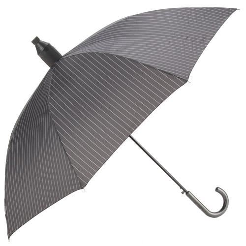 市場価格 傘カバー 黒 付き 新作アイテム毎日更新 ジャンプ長傘 スルット 情熱セール ブラック×ストライプ 65cm 紳士用