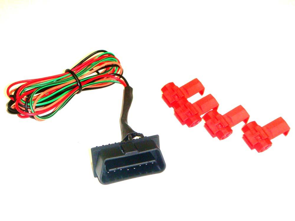 OBD2コネクター(汎用タイプ)10個セット