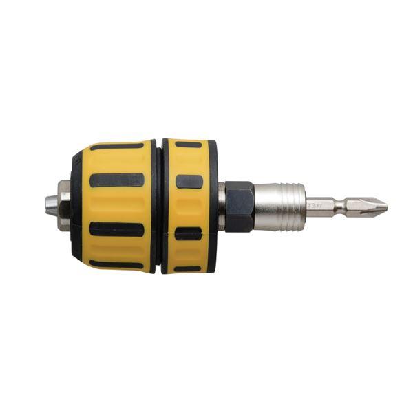 新着セール 保障 電動ドリル ANEX AKL-190E 1.0-10MM ビット交換式ラバードリルチャック