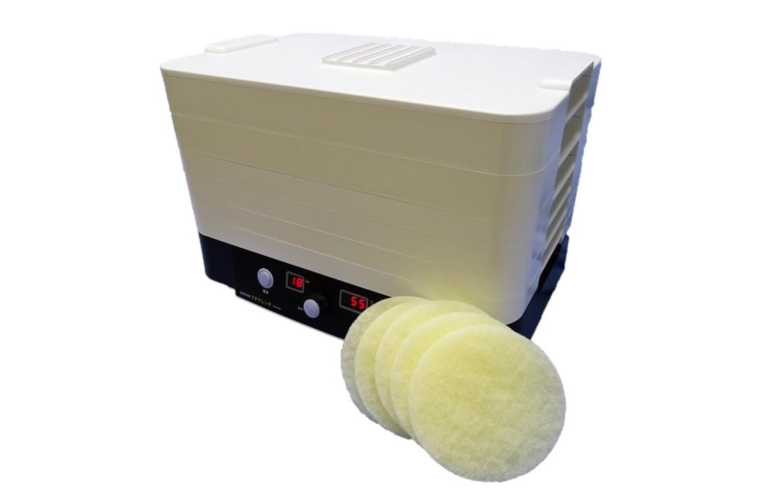 【全国送料無料】家庭用食品乾燥機 プチマレンギ+交換用フィルター5枚セット 10P03Sep16
