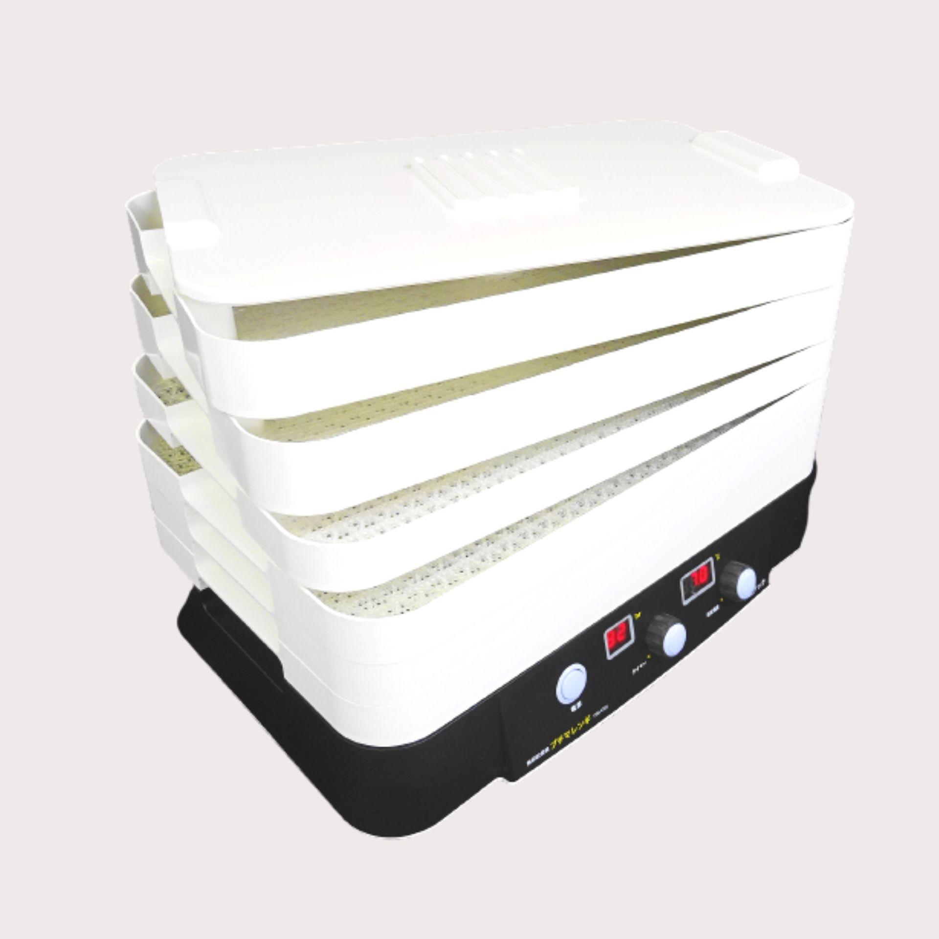 【全国送料無料】かんたん操作!家庭用食品乾燥機 プチマレンギ TTM-435S 10P03Sep16/ 東明テック