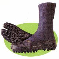 山林作业用钉鞋地下二趾袜7张共虎鱼ACO SG8