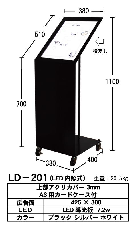看板 HLD-201