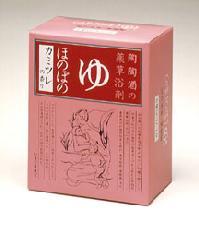 ハーブティーでおなじみの 現品 カモミール の香り お中元 薬草入浴剤 ゆ 10P05Nov16 ほのぼの 30g×7包入 カミツレの香り