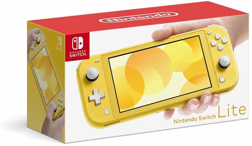 平日15時まで当日発送 休業日は出荷作業を行っておりません 定価の67%OFF 新品在庫あり 任天堂 Switch Nintendo 誕生日プレゼント Lite イエロー